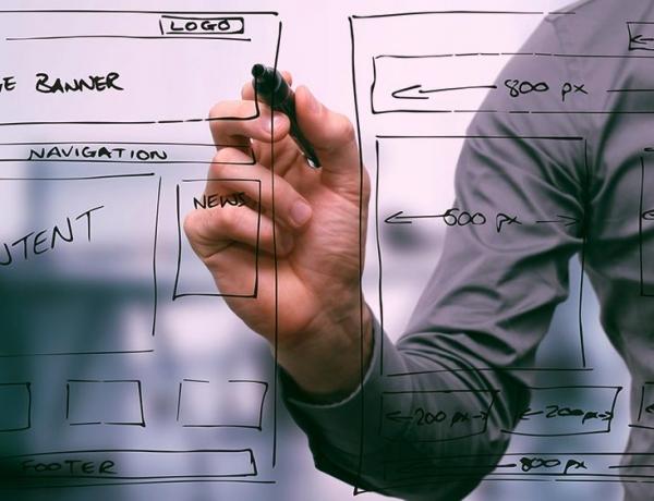 مراحل برنامه نویسی و طراحی سایت