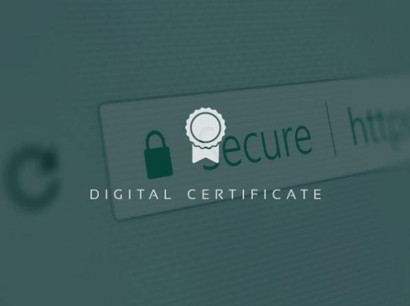 Digital Certificate به چه معناست ؟