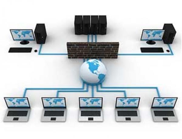 راه اندازی فایروال و کنترل مصرف اینترنت