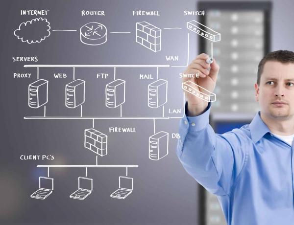 مشاوره شبکه های کامپیوتری