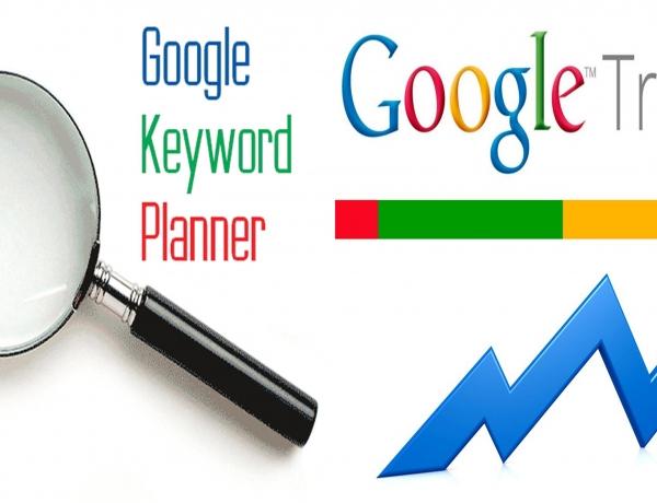 تفاوت google trends و google keyword planner