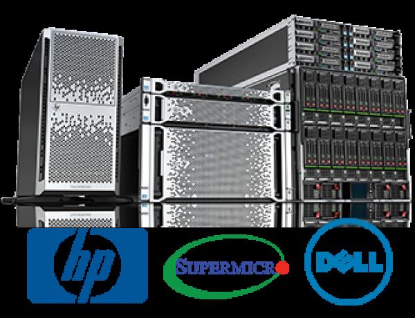 نصب راه اندازی و فروش سرورهای شبکه